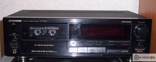Pioneer CT-S510
