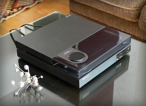 Sony PS-Q3 lemezjátszó