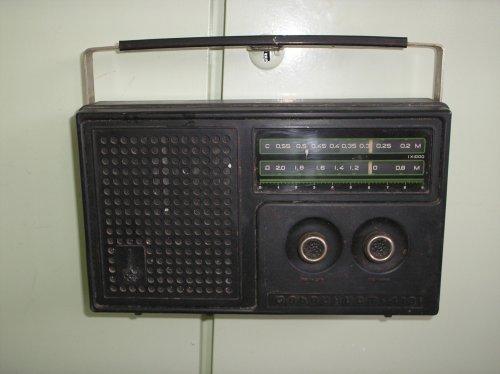 Alpiniszt rádió 418