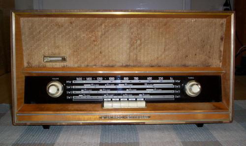 RFT Wartburg rádió