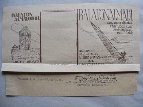 Balatonalmádi reklám