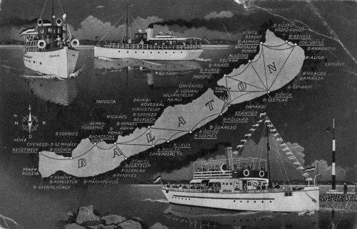 Balatoni hajóutak