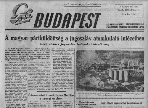 Esti Budapest