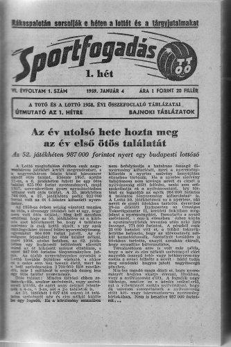 Sportfogadás