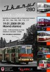 Ikarus buszok Pozsonyban