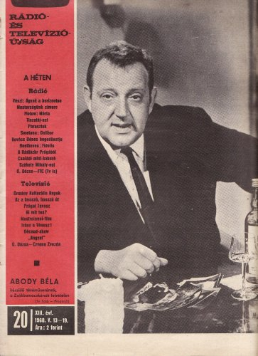 Abody Béla
