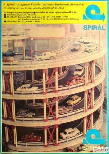 SPIRÁL Autójavitó Vállalat