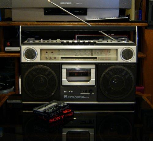 Sony CFS-71L rádiómagnó