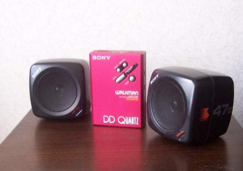 Sony walkman SRS-47G