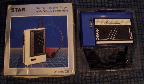 Star Z8 Walkman