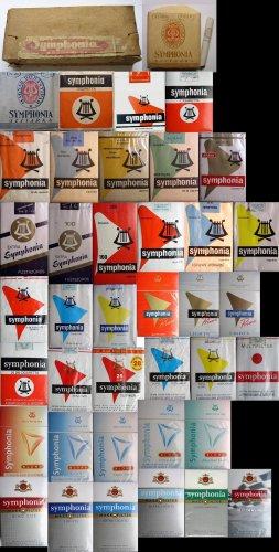 Symphonia cigaretták