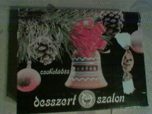 Csokoládés Desszert Szaloncukor doboz
