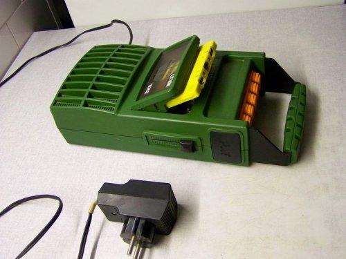 BRG MK-27 magnetofon zöld