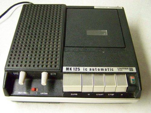 Unitra MK-125 magnetofon