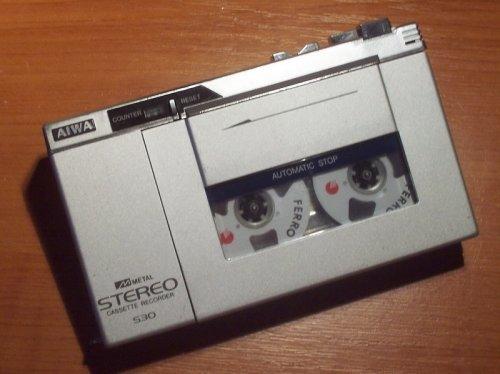 Aiwa walkman TP-S30