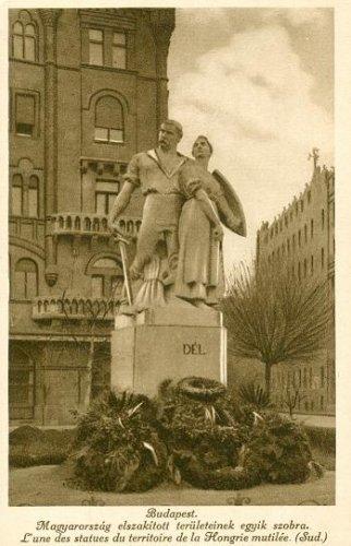 Trianoni emlékmű - Dél