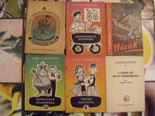 Úttörő zsebkönyvek
