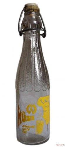 Hüsi üdítős üveg