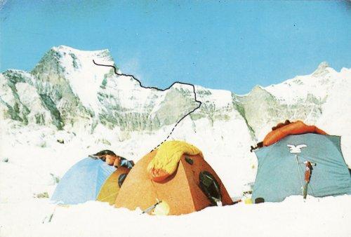 Első magyar Himalája expedició