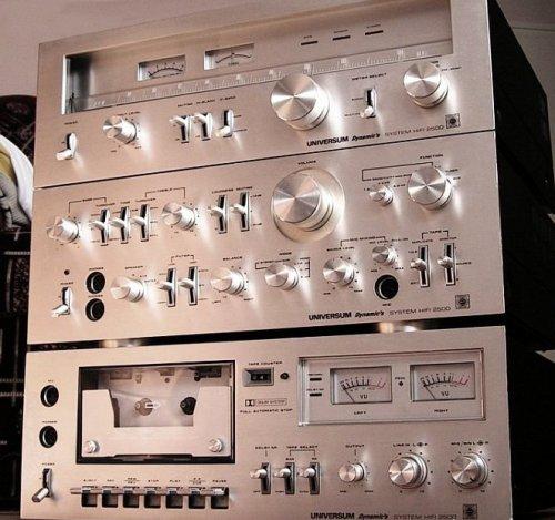 UNIVERSUM Dynamic's System Hi-Fi 2500