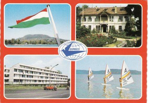 Balatonföldvár Express nemzetközi üdülőtelep