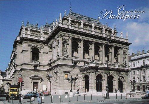 Magyar Állami Operaház száz éves