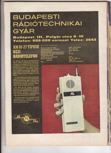 BRG rádiótelefon