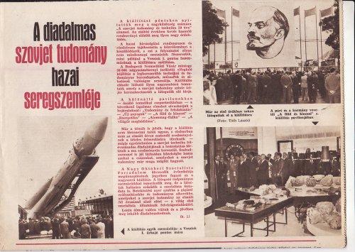 Szovjet tudomány ötven éve