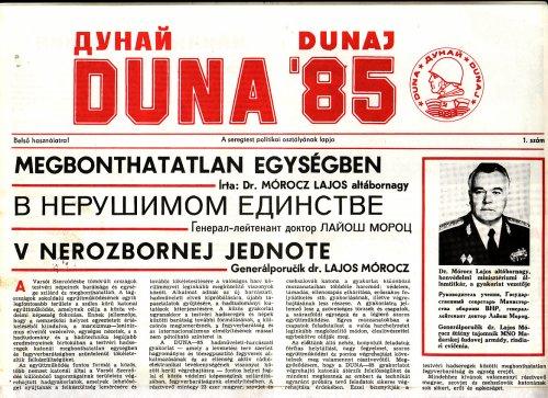 Duna 85