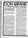 Don-kanyar cikk