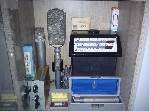 Hazai stúdiótechnika a '60-70-es években - 1.