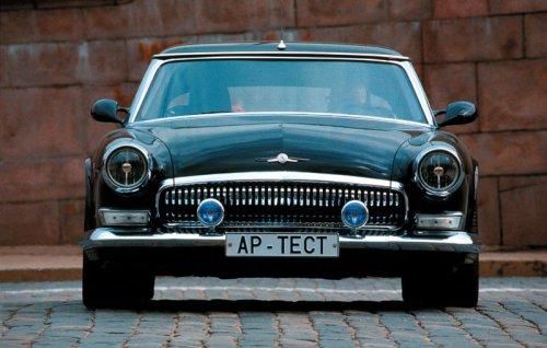 Volga M-21 akkor és most