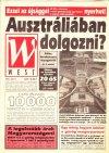 West újság 1990. március