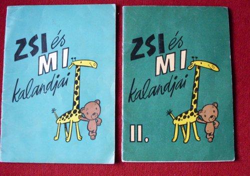 OTP kiadvány Zsi és Mi